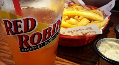 Photo of Burger Joint Red Robin Gourmet Burgers at 1233 W Rancho Vista Blvd, Palmdale, CA 93551, United States
