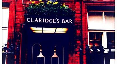 Photo of Nightclub Claridge's Bar at Brook St, London W1K 4HR, United Kingdom