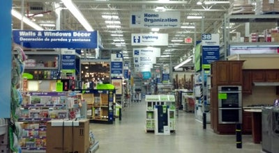 Photo of Hardware Store Lowe's at 250 W Ireland Rd, South Bend, IN 46614