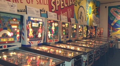 Photo of Arcade Pacific Pinball Museum at 1510 Webster St, Alameda, CA 94501, United States