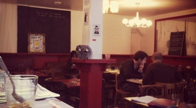 Photo of French Restaurant Au Passage at 1 Bis Passage St Sebastien, Paris, France