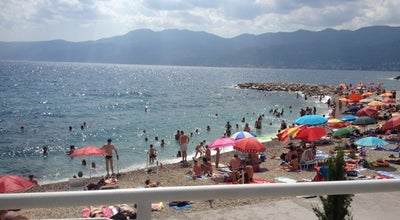 Photo of Beach Plaža Ploče (ispod bazena) at Podkoludricom 2, Rijeka 51000, Croatia