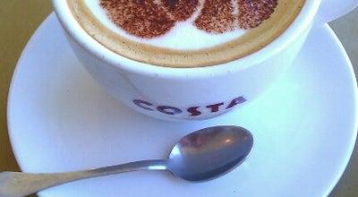 Photo of Coffee Shop Costa Coffee at Teréz Krt. 55-57., Budapest 1066, Hungary