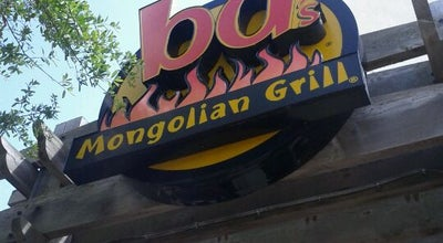 Photo of Asian Restaurant bd's Mongolian Grill at 1474 Town Center Drive, Lakeland, FL 33803, United States
