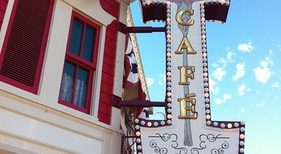 Photo of American Restaurant Carnation Cafe at 1313 Disneyland Drive, Anaheim, CA 92802, United States