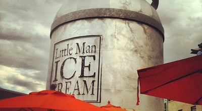 Photo of American Restaurant Little Man Ice Cream at 2620 16th St, Denver, CO 80211, United States
