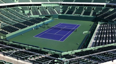 Photo of Athletics and Sports Crandon Park Tennis Center at 7300 Crandon Blvd, Key Biscayne, FL 33149, United States