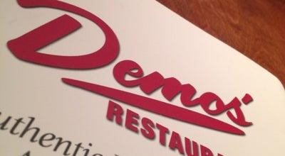 Photo of Italian Restaurant Demos' Restaurant at 130 Legends Dr, Lebanon, TN 37087, United States