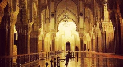 Photo of Monument / Landmark Hassan II Mosque at Blvd Sidi Mohammed Ben Abdallah, Casablanca 20450, Morocco