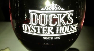 Photo of American Restaurant Dock's Oyster House at 2405 Atlantic Avenue, Atlantic City, NJ 08401, United States