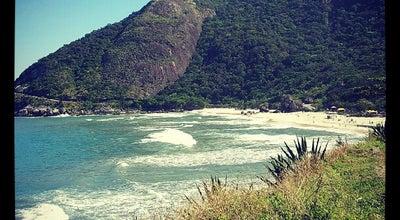 Photo of Beach Prainha Beach at Rio de Janeiro, Brazil