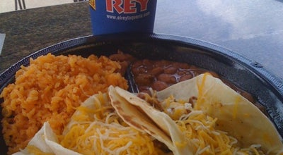 Photo of Cuban Restaurant El Rey Taqueria at 910 Shepherd Dr, Houston, TX 77007, United States