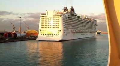Photo of Harbor / Marina Porto di Livorno at Via Enrico Mattei, Livorno 57121, Italy