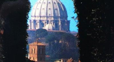 Photo of Scenic Lookout Il Buco della Serratura at Piazza Dei Cavalieri Di Malta, 4, Rome 00153, Italy