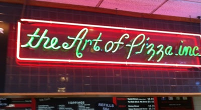 Photo of Italian Restaurant Art of Pizza at 3033 N Ashland Ave, Chicago, IL 60657, United States