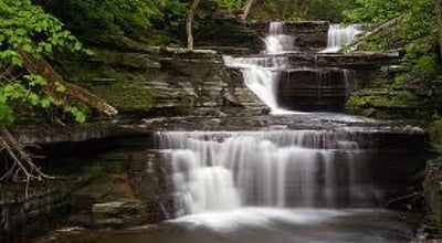 Photo of Park Buttermilk Falls State Park at 109 E Buttermilk Falls Rd., Ithaca, NY 14850, United States