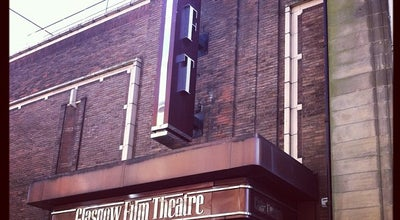 Photo of Tourist Attraction Glasgow Film Theatre at 12 Rose Street, Glasgow G3 6RB, United Kingdom