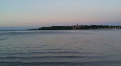 Photo of Lake Im Wasser kurz vor Dänemark at Germany