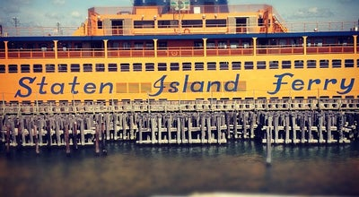 Photo of Pier Staten Island Ferry - St. George Terminal at 1 Bay St, Staten Island, NY 10301, United States