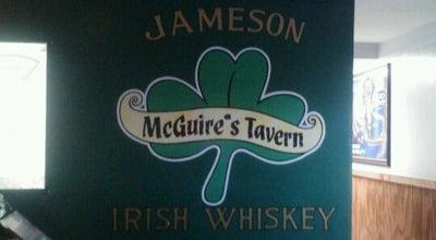Photo of American Restaurant McGuire's Tavern at 9148 Santa Fe Drive, Overland Park, KS 66212, United States