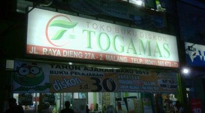 Photo of Bookstore Toko Buku Togamas at Jl. Raya Dieng 27a-2, Malang 65115, Indonesia