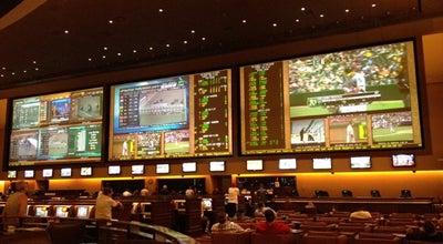 Photo of Casino Red Rock Race & Sports Book at 11011 W Charleston Blvd, Las Vegas, NV 89135, United States