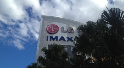 Photo of Movie Theater LG IMAX Theatre at 31 Wheat Rd., Darling Harbour, NS 2000, Australia