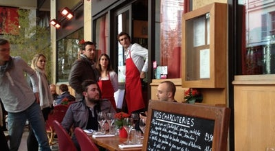 Photo of French Restaurant Le J'Go at 3 Rue Clément, Paris 75006, France