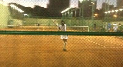Photo of Tennis Court Tennis Company at R. Rui Barbosa, Cuiabá, Brazil