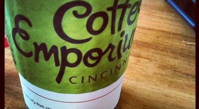 Photo of Cafe Coffee Emporium at 3316 Erie Avenue, Cincinnati, OH 45208, United States