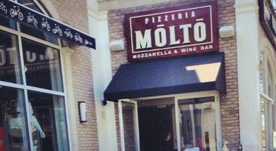 Photo of Italian Restaurant Pizzeria Molto at 1215 Post Rd, Fairfield, CT 06824, United States