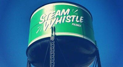 Photo of Brewery Steam Whistle Brewery at The Roundhouse, Toronto M5V 3M9, Canada