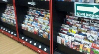 Photo of Bookstore Comic Castle at Mexico