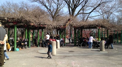 Photo of Playground Rudin Family Playground at Central Park West, New York, NY 10025, United States