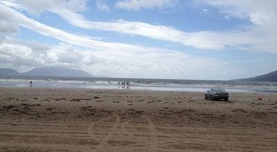 Photo of Beach Inch Beach at Inch, Ireland