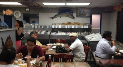 Photo of Seafood Restaurant Astoria Seafood at 3710 33rd St, Long Island City, NY 11101, United States