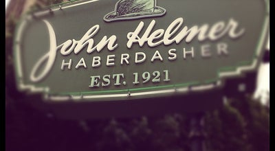 Photo of Accessories Store John Helmer Haberdasher at 969 Sw Broadway, Portland, OR 97205, United States