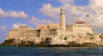 Photo of Castle Castillo de los Tres Reyes del Morro at La Habana, Cuba