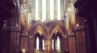 Photo of Historic Site Glasgow Cathedral at Castle Street, Glasgow G4 0RH, United Kingdom