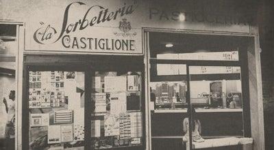 Photo of Italian Restaurant La Sorbetteria Castiglione at Via Castiglione 44, Bologna 40124, Italy