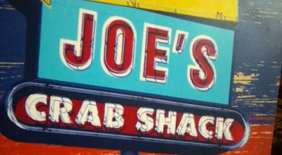 Photo of Seafood Restaurant Joe's Crab Shack at 1210 Front St, Sacramento, CA 95814, United States