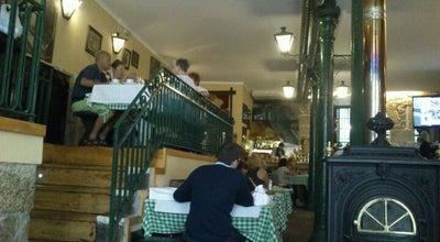 Photo of Mediterranean Restaurant Postigo do Carvao at Rua Fonte Taurina 34, Porto 4050-269, Portugal