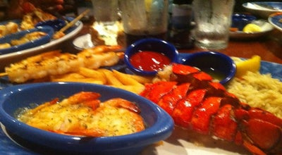 Photo of Seafood Restaurant Red Lobster at 790 Burnhamthorpe Rd W, Mississauga, ON L5C3X3, Canada