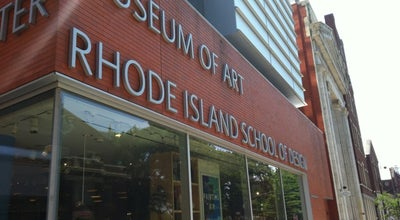 Photo of Museum Rhode Island School of Design Museum of Art at 224 Benefit St, Providence, RI 02903, United States