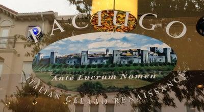 Photo of Ice Cream Shop Paciugo Gelato & Caffé at 3699 Mckinney Ave, Dallas, TX 75204, United States