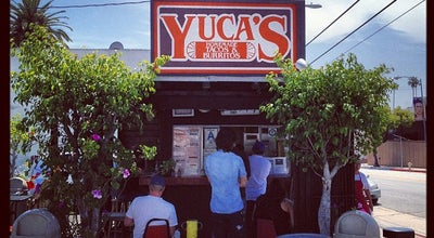 Photo of Mexican Restaurant Yuca's at 2056 Hillhurst Ave, Los Angeles, CA 90027, United States