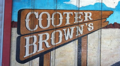 Photo of American Restaurant Cooter Browns Tavern & Oyster Bar at 509 S Carrollton Ave, New Orleans, LA 70118, United States