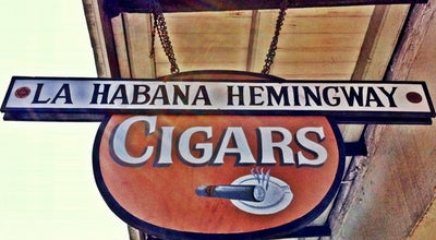 Photo of Smoke Shop La Habana Hemingway Cigars at 514-598 Toulouse St, New Orleans, LA 70130, United States