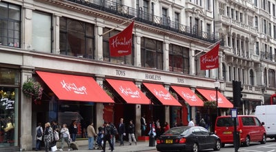 Photo of Toy / Game Store Hamleys at 188-196 Regent St, London W1B 5BT, United Kingdom