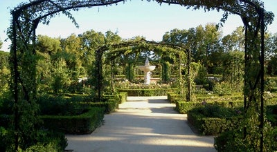 Photo of Garden Rosaleda del Retiro at P. De Uruguay, Madrid 28009, Spain